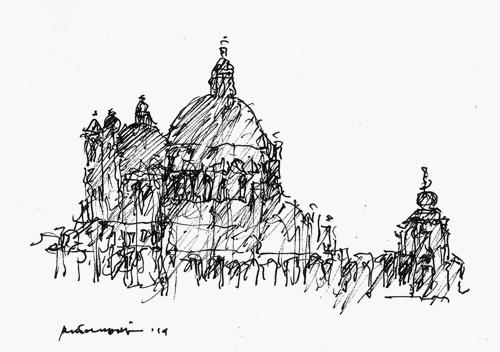 zeichnung-venedig-rudolf-deil-08