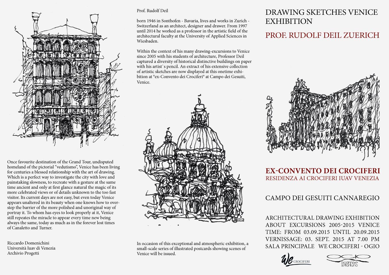 Ausstellungen-Venedig-Crociferi-Rudolf-Deil-01